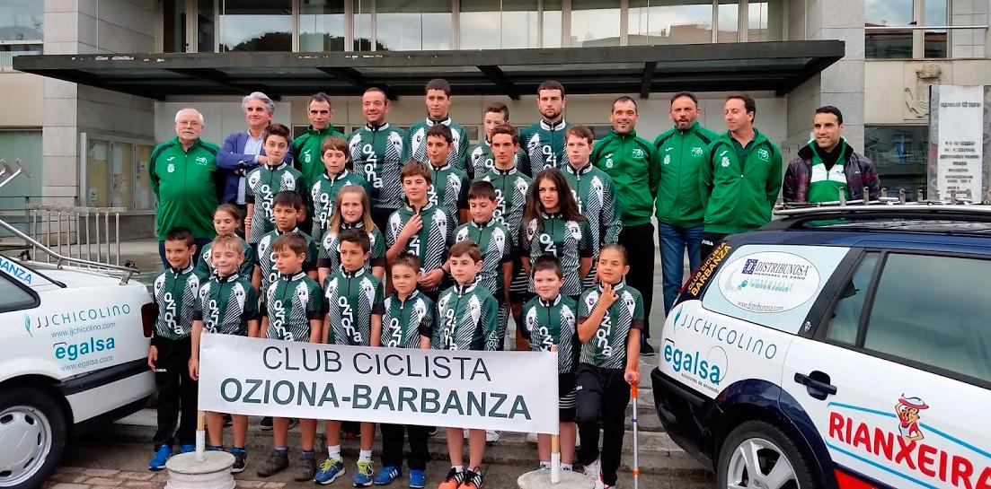 oziona Club Ciclista Oziona-Barbanza