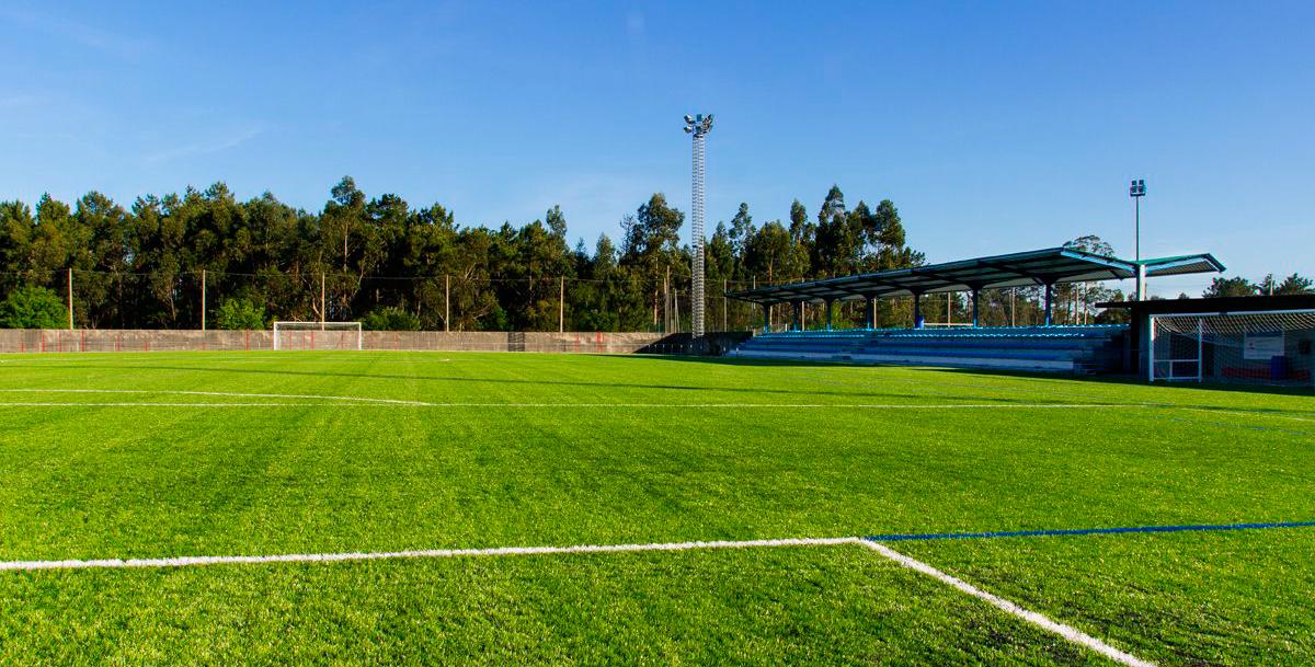 oziona campos de fútbol