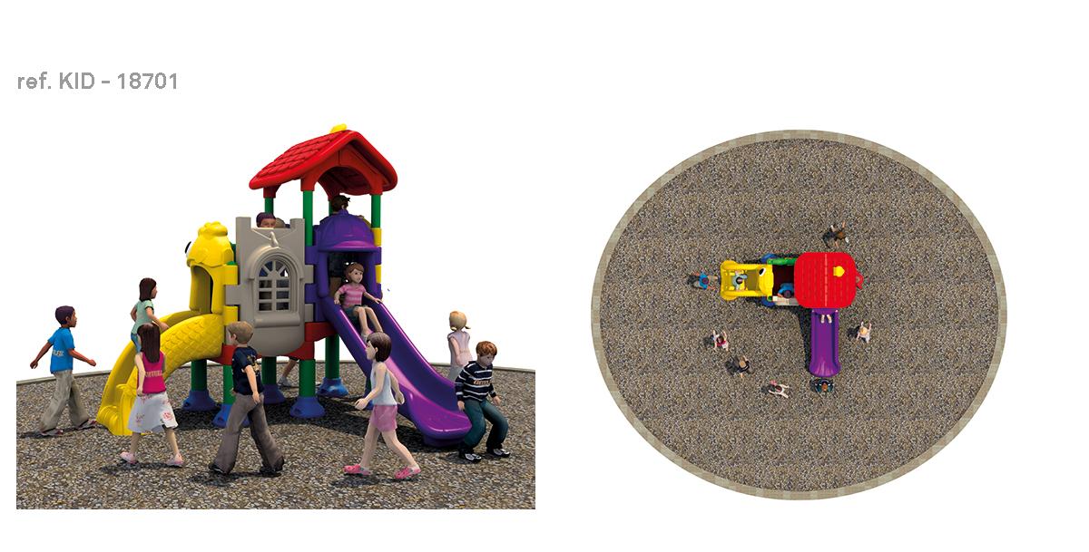oziona parques infantiles childhood kid KID-18701