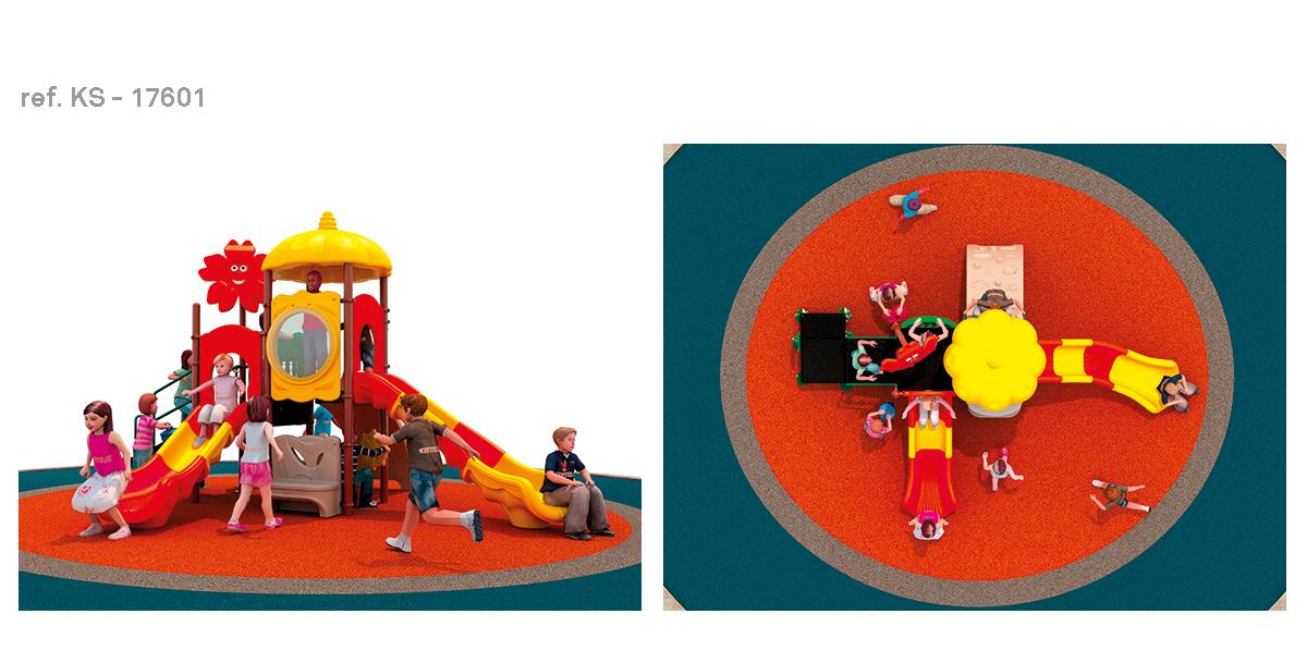 oziona parques infantiles garden KS-17601