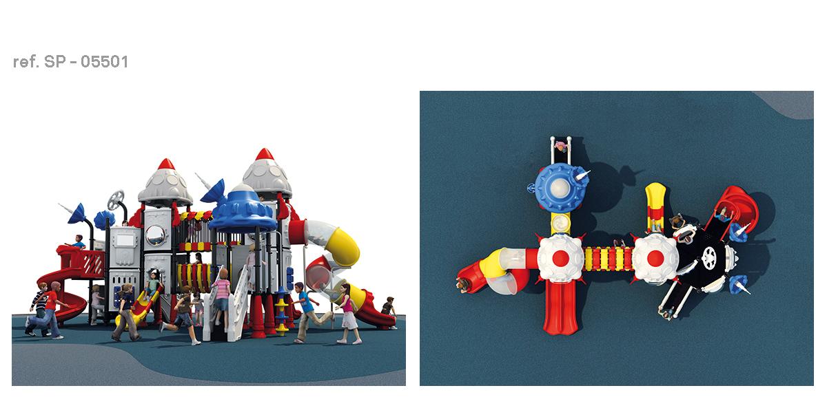 oziona parques infantiles satélite SP-05501