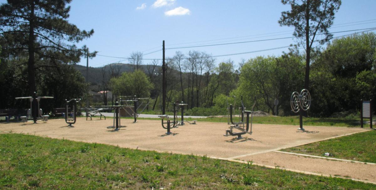 oziona gimnasio urbano