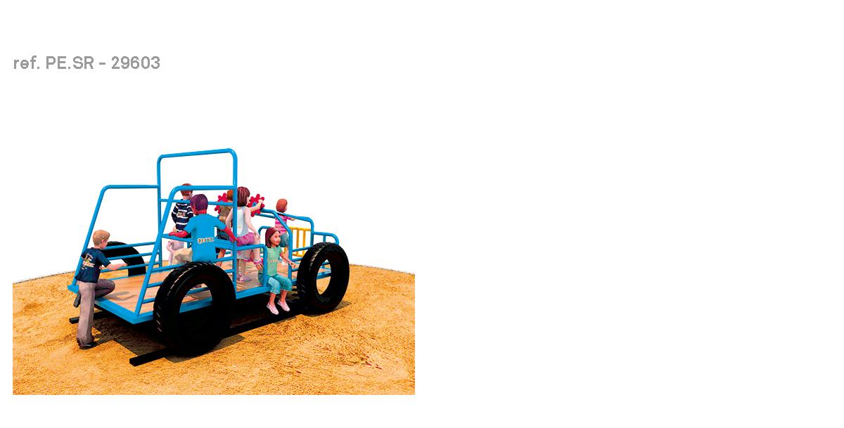 oziona vehículos PE.SR-29603