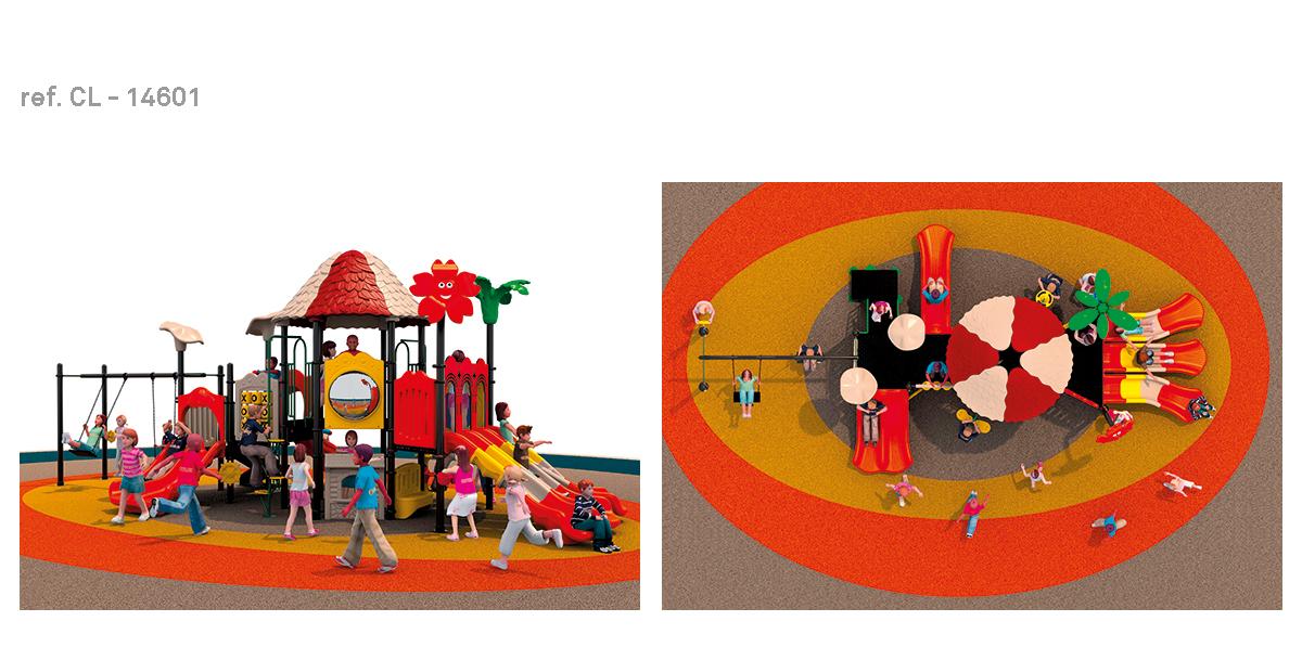 oziona parques infantiles hawai CL-14601