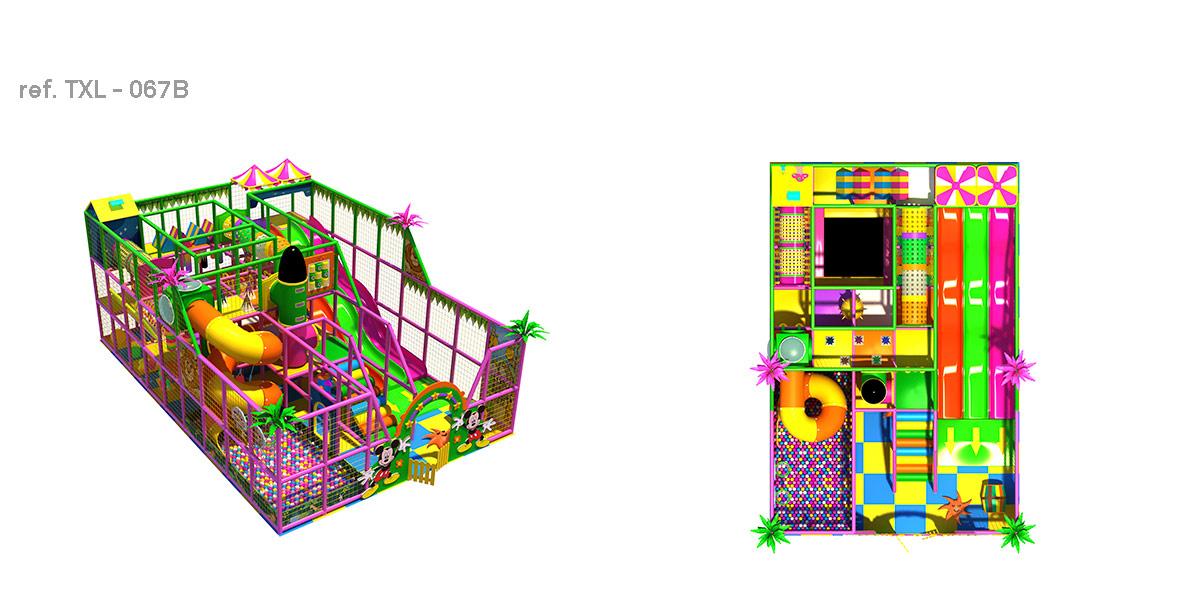 oziona parques infantiles de interior