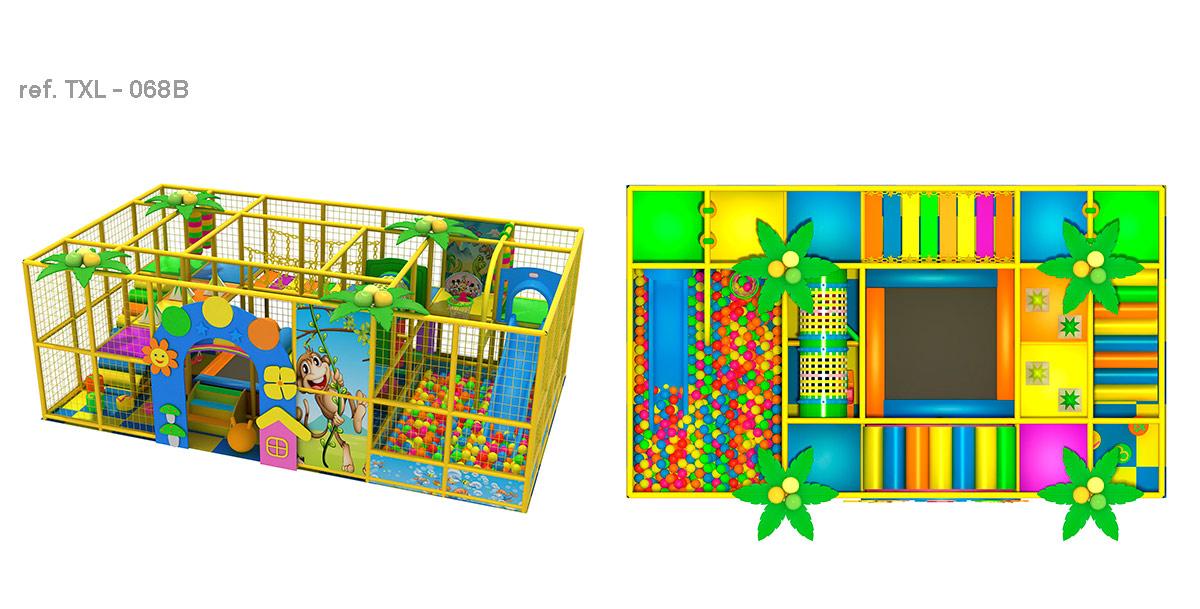 oziona parques infantiles de exterior