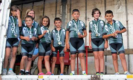 El Club Ciclista Oziona-Barbanza-en-lugo