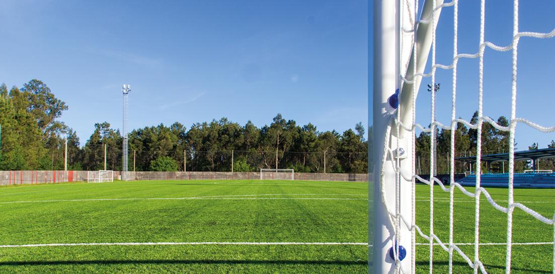 campos de fútbol de césped artificial