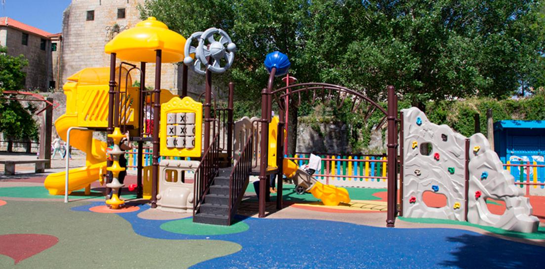 parques infantiles oziona