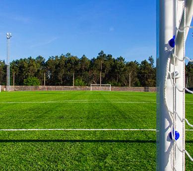 césped artificial para campos de futbol