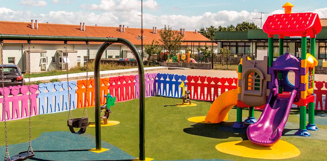 parques infantiles homologados
